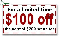 $100 off for a limited time