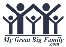 MyGreatBigFamily family web sites